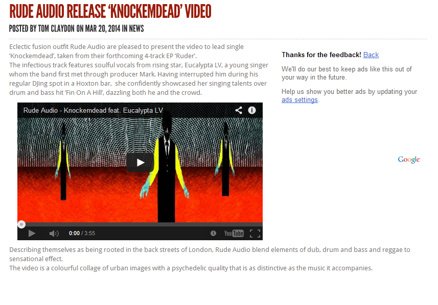 Rude-Audio-release-Knockemdead-video-WithGuitars